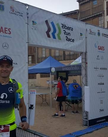 Ribera Run Race. Peñafiel (Valladolid)