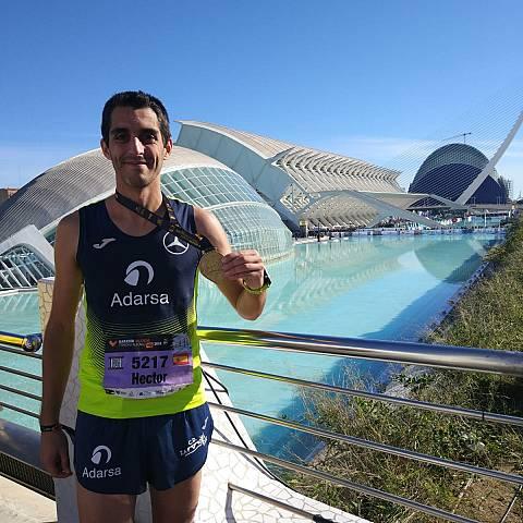 C.D. Zamora Corre 32 min ·  El C. D. ZAMORA CORRE - ADARSA presente en la 38 Maratón y 10k de Valencia Trinidad Alfonso EDP._18