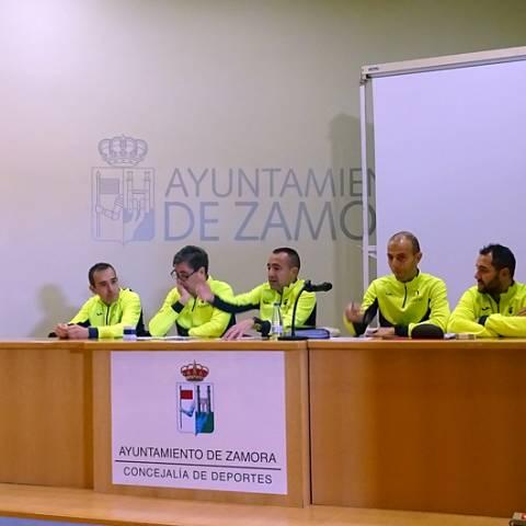El ZAMORA CORRE – ADARSA celebra su primera Asamblea General ante sus socios._73