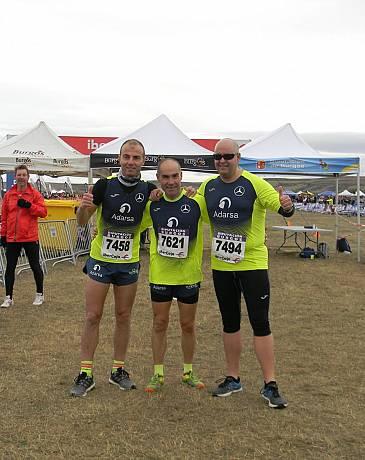 Fin de semana deportivo para los corredores del C.D. Zamora Corre