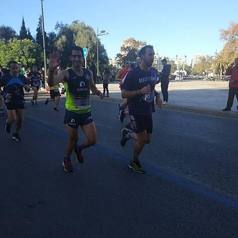 C.D. Zamora Corre 32 min ·  El C. D. ZAMORA CORRE - ADARSA presente en la 38 Maratón y 10k de Valencia Trinidad Alfonso EDP._66