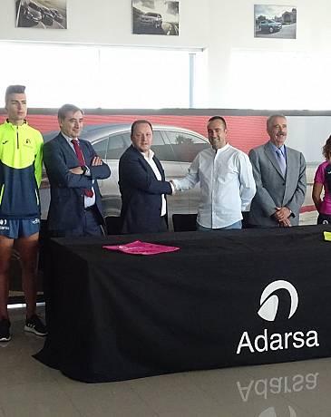 El ADARSA - C.D. ZAMORA CORRE se presenta ante los medios.