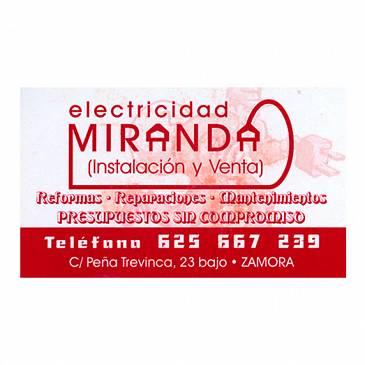 Miranda Electricidad
