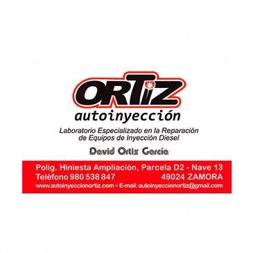 Autoinyección Ortiz