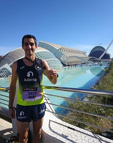 C.D. Zamora Corre 32 min ·  El C. D. ZAMORA CORRE - ADARSA presente en la 38 Maratón y 10k de Valencia Trinidad Alfonso EDP.